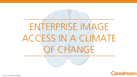 Enterprise Image Access