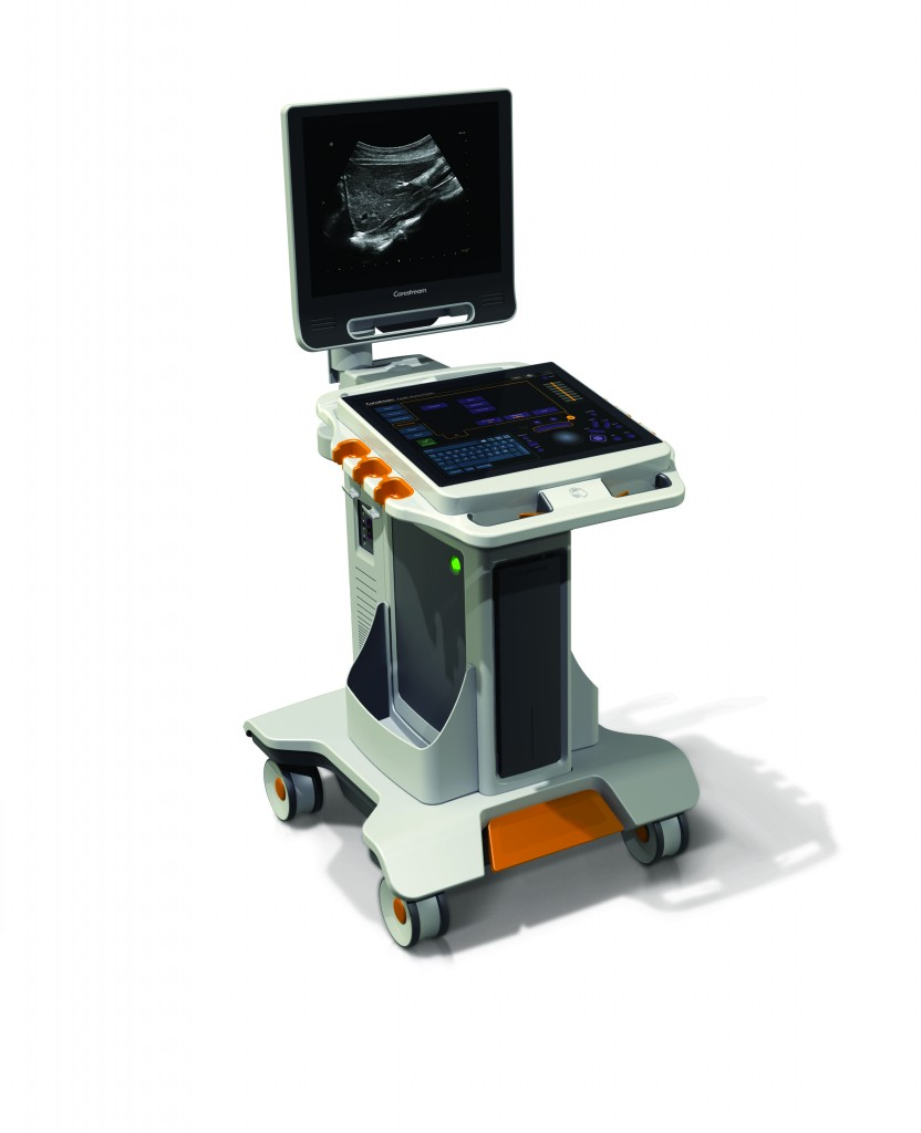 CARESTREAM Touch Ultrasound System - 1
