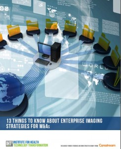 Enterprise Imaging Strategies for M&As