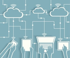 Image of cloud technology